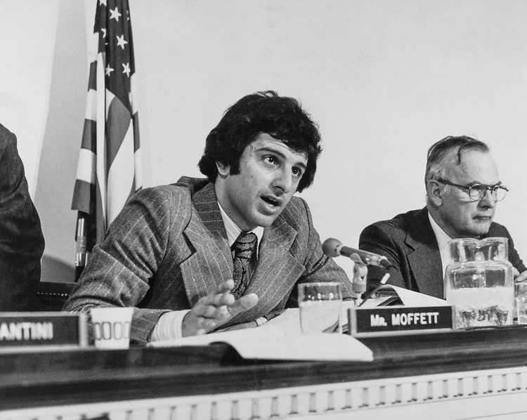 Rep. Toby Moffett, D-Conn. in 1979. (Photo by CQ Roll Call)