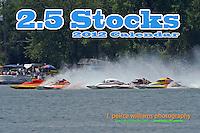 2012 2.5 Stocks Calendar