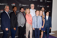 LOS ANGELES - SEP 12:  Me, Myself and I Cast and Producers at the CBS - Me, Myself and I PaleyFest Fall Preview at the Paley Center for Media on September 12, 2017 in Beverly Hills, CA