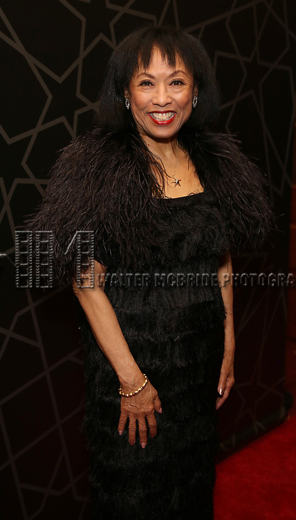 "Baayork Lee attends the New York City Center Celebrates 75 Years with a Gala Performance of ""A Chorus Line"" at the City Center on November 14, 2018 in New York City."