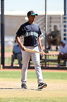 Jose Campos - Seattle Mariners - 2010 Instructional League.Photo by:  Bill Mitchell/Four Seam Images..