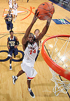 Virginia men's basketball Mamadi Diane.
