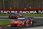 #93 Meyer Shank Racing with Curb-Agajanian Acura NSX, GTD: Lawson Aschenbach, Justin Marks