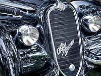 1938 Alfa Romeo S11 Corto. Oregon