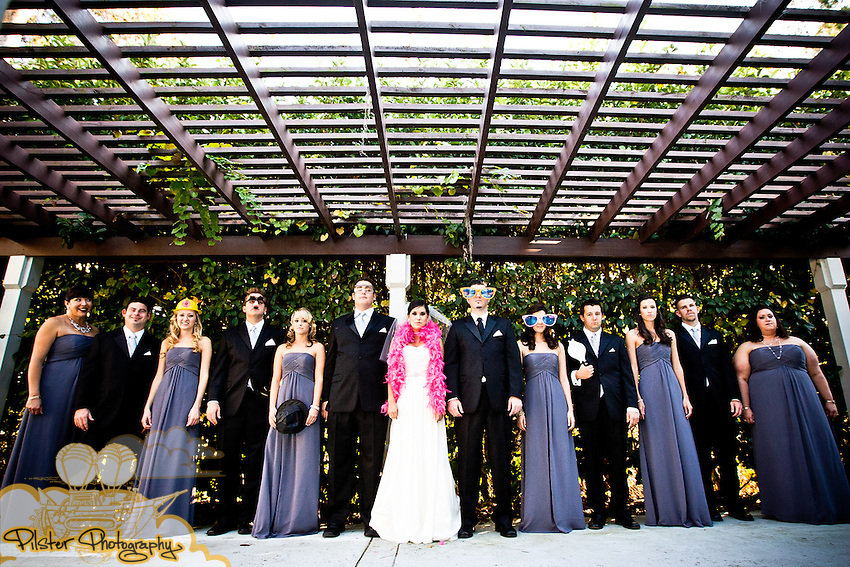 The wedding of Marla Queris and Shannon Sullivan Friday, December 17, 2010, at Paradise Cove at Buena Vista Water Sports in Orlando, Florida. (Chad Pilster, PilsterPhotography.net)