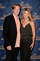 "LOS ANGELES - AUG 1:  Jack Wagner, Lori Loughlin at the ""Garage Sale Mystery"" Premiere Screening at the Paley Center for Media on August 1, 2017 in Beverly Hills, CA"