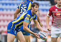 Picture by Allan McKenzie/SWpix.com - 13/07/2017 - Rugby League - Betfred Super League - Wigan Warriors v Warrington Wolves - DW Stadium, Wigan, England - Stefan Ratchford.