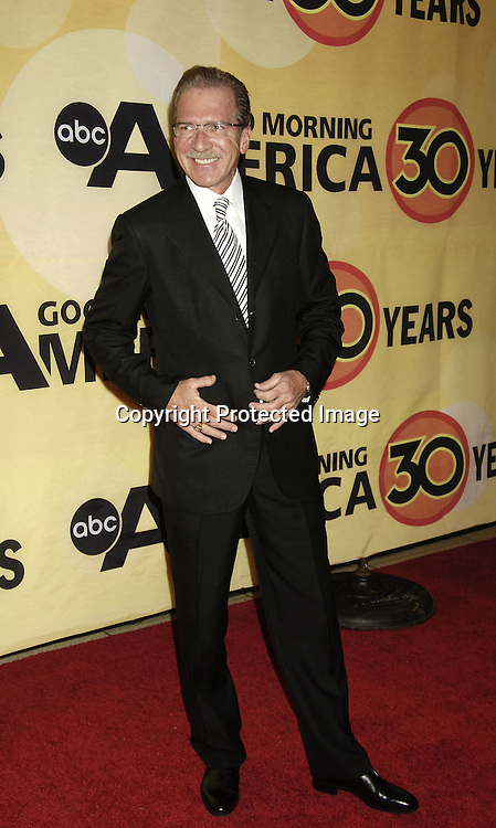 Pat O'Brien ..at the 30th Anniversary Celebration of Good Morning America on October 25, 2005 at Avery Fisher Hall ...Photo by Robin Platzer, Twin Images