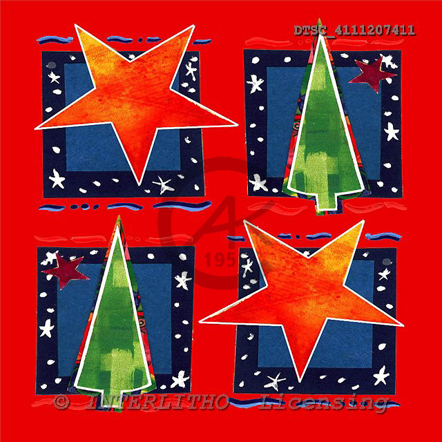 Hans, NAPKINS, Christmas Santa, Snowman, paintings+++++,DTSC4111207411,#SV#,#X# Servietten, Weihnachten, servilleta, Navidad, illustrations, pinturas