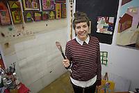 Genevieve l'Heureux<br /> <br /> <br /> <br /> PHOTO :   Pierre Roussel - Agence Quebec presse