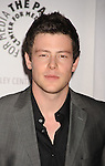 "BEVERLY HILLS, CA. - March 13: Cory Monteith arrives at The PaleyFest 2010 Presents ""Glee"" at the Saban Theatre on March 13, 2010 in Beverly Hills, California."