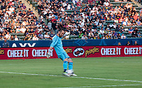Carson, CA - Saturday July 29, 2017: Stefan Frei during a Major League Soccer (MLS) game between the Los Angeles Galaxy and the Seattle Sounders FC at StubHub Center.