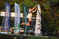 FIERJEPPEN: BUITENPOST: 20-05-2017, FLB topklasse wedstrijd, Ysbrand Galama, ©Martin de Jong