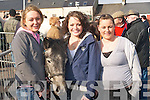 FUN: Katie Evans, Edel O'Sullivan and Anita O'Shea, Killorglin having fun at the horse fair in Killorglin on Saturday.   Copyright Kerry's Eye 2008