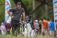 Brooks Koepka (USA) looks over his tee shot on 13 during day 3 of the WGC Dell Match Play, at the Austin Country Club, Austin, Texas, USA. 3/29/2019.<br /> Picture: Golffile | Ken Murray<br /> <br /> <br /> All photo usage must carry mandatory copyright credit (© Golffile | Ken Murray)