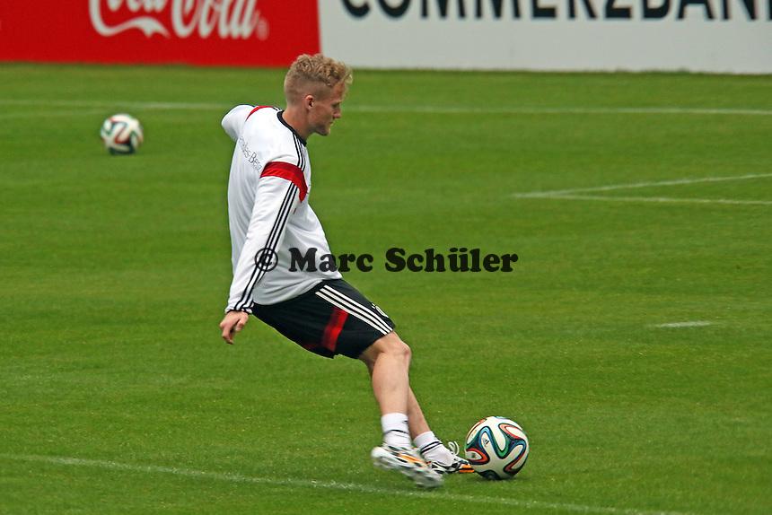 Andre Schürrle - Trainingslager der Deutschen Nationalmannschaft zur WM-Vorbereitung in St. Martin