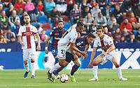 2019.04.07 La Liga UD Levante VS SD Huesca
