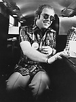 Elton John 1973 Rocket Records launch party..Photo by Chris Walter/Photofeatures
