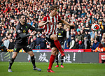 Sander Berge of Sheffield Utd during the Premier League match at Bramall Lane, Sheffield. Picture date: 7th March 2020. Picture credit should read: Simon Bellis/Sportimage