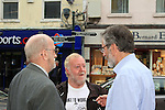Gerry Adams Sinn Fein Office 14-10-11