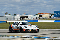 Porsche GT3 Cup Series<br /> Sebring February Test<br /> Sebring International Raceway, Sebring, Florida, USA<br /> Wednesday 21 February 2018<br /> #91 Wright Motorsports, Porsche 991 / 2017, GT3P: Anthony Imperato<br /> World Copyright: Richard Dole<br /> LAT Images