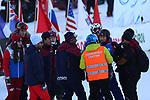 Snowboard World Cup 2018 FIS in Carezza, on December 14, 2017; Parallel Giant Slalom; Masaki Shiba (JPN)