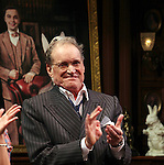 "Charles Kimbrough.pictured at the Opening Night Curtain Call for the Roundabout Theatre Company's Broadway Production of  ""Harvey"" at Studio 54 New York City June 14, 2012"