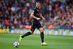 Granit Xhaka of Arsenal during the premier league match at the Britannia Stadium, Stoke. Picture date 19th August 2017. Picture credit should read: Robin Parker/Sportimage