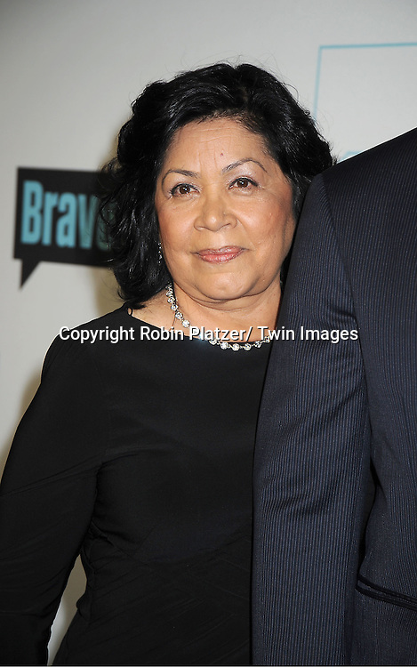 """""""Flipping Out"""" star, Zoila Chavez attends the Bravo Upfront on April 4, 2012 at 548 West 22nd Street in New York City."""