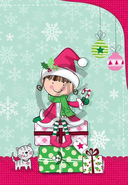 Sharon, CHRISTMAS CHILDREN, WEIHNACHTEN KINDER, NAVIDAD NIÑOS, GBSS, paintings+++++,GBSSC75XNJB,#XK#