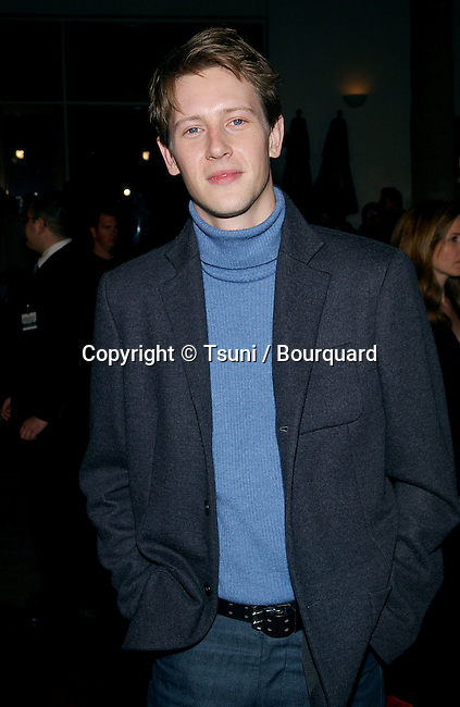 "Gabriel Mann arriving at the Premiere of ""The Life Of David Gale"" at the Universal Cineplex Theatre in Los Angeles. February 18, 2003          -            MannGabriel02.jpg"