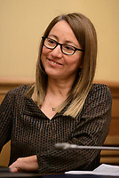 Roma, 22 Maggio 2017<br /> Elisabetta Zamparutti, Nessuno tocchi Caino.<br /> Conferenza stampa sui risultati delle elezioni in Iran del 19 Maggio