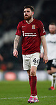Paul Anderson of Northampton during the FA Cup match at the Pride Park Stadium, Derby. Picture date: 4th February 2020. Picture credit should read: Darren Staples/Sportimage