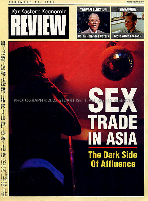 Sex Trade in Asia. Far Eastern Economic Review (HK)