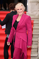 "Glenn Close<br /> arriving for the premiere of ""The Wife"" at Somerset House, London<br /> <br /> ©Ash Knotek  D3418  09/08/2018"
