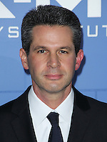 "NEW YORK CITY, NY, USA - MAY 10: Simon Kinberg at the World Premiere Of Twentieth Century Fox's ""X-Men: Days Of Future Past"" held at the Jacob Javits Center on May 10, 2014 in New York City, New York, United States. (Photo by Jeffery Duran/Celebrity Monitor)"