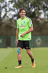 13.09.2017, Trainingsgelaende, Bremen, GER, 1.FBL, Training SV Werder Bremen<br /> <br /> im Bild<br /> Thomas Delaney (Werder Bremen #6), <br /> <br /> Foto &copy; nordphoto / Ewert