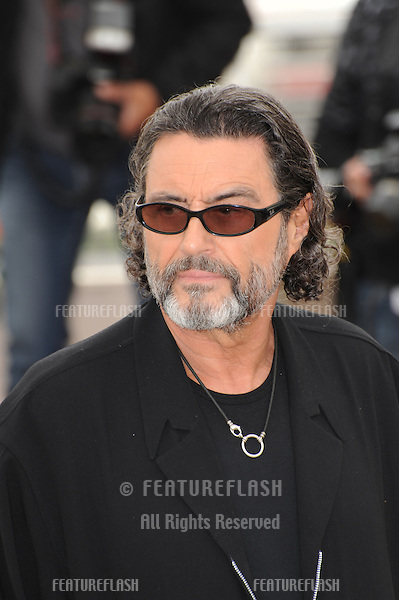 "Ian McShane at the photocall for his movie ""Pirates of the Caribbean: On Stranger Tides"" at the 64th Festival de Cannes..May 14, 2011  Cannes, France.Picture: Paul Smith / Featureflash"