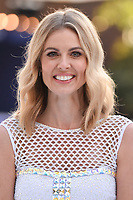 """Donna Air<br /> at the """"Dancing on Ice"""" launch photocall, natural History Museum, London<br /> <br /> <br /> ©Ash Knotek  D3365  19/12/2017"""