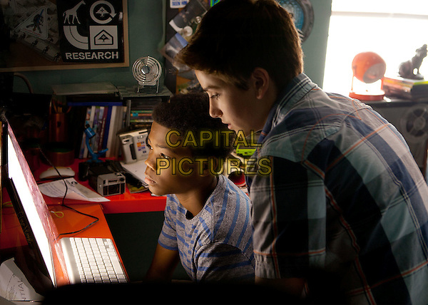 Astro, Teo Halm <br /> in Earth to Echo (2014) <br /> *Filmstill - Editorial Use Only*<br /> CAP/NFS<br /> Image supplied by Capital Pictures