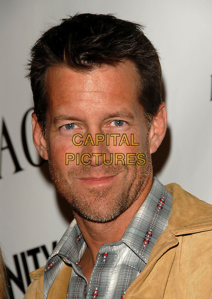 "JAMES DENTON.The Piaget and Vanity Fair celebration of ""Burnt Toast and Other Philosophies of Life"" to benefit Step Up Women?s Network held at Aqua Lounge in Beverly Hills, California, USA..May 2nd, 2006.Ref: DVS.headshot portrait stubble facial hair.www.capitalpictures.com.sales@capitalpictures.com.Supplied By Capital PIctures"