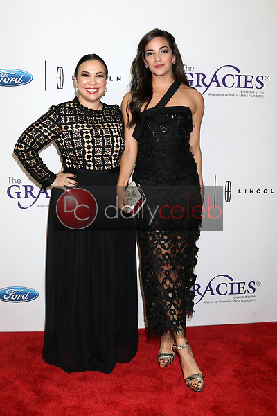 Gloria Calderon Kellett, Guest<br /> at the 42nd Annual Gracie Awards, Beverly Wilshire Hotel, Beverly Hills, CA 05-22-18<br /> David Edwards/DailyCeleb.com 818-249-4998