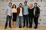 "The cast and the director of the film during the presentation of the film ""Vulcania"" at Cines Princesa in Madrid, February 29, 2016<br /> (ALTERPHOTOS/BorjaB.Hojas)"