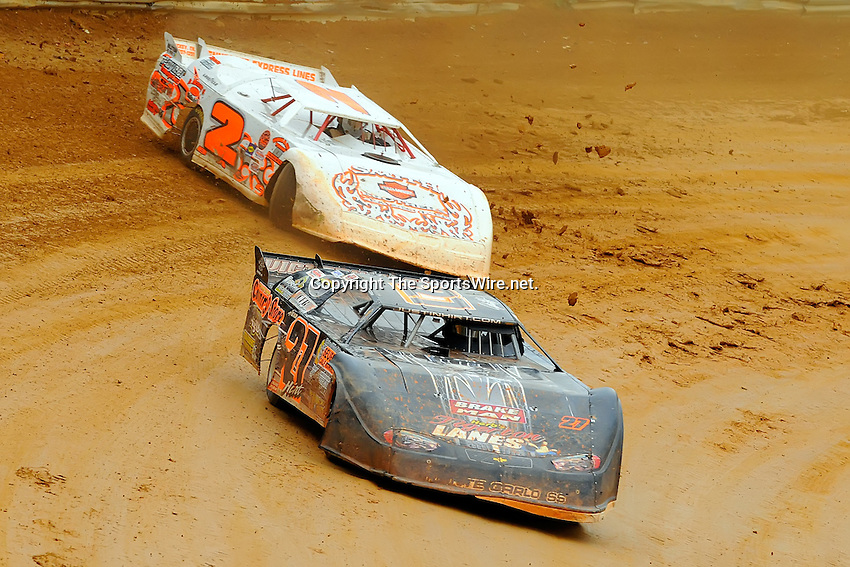 Oct 18, 2008; 4:39:39 PM;  Rural Retreat, VA, USA; FASTRAK Racing Series Grand Nationals race at Wythe Raceway. Mandatory Credit: (thesportswire.net)