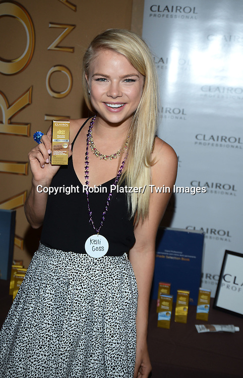 Kelli Goss attends the Gifting Suite for the Daytime Emmy Awards by Off The Wall Productions on June 16, 2013 at the Beverly Hilton  in Beverly Hills, California.