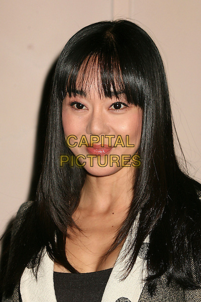 "YUNJIN KIM.An Evening With ""Lost"" presented by The Academy of Television Arts & Sciences at the Leonard Goldenson Theatre, North Hollywood, California, USA, .13 January 2007..portrait headshot fringe.CAP/ADM/BP.©Byron Purvis/AdMedia/Capital Pictures."