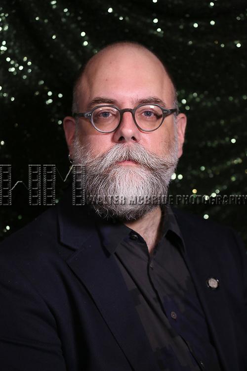 David Zin attends the 2017 Tony Awards Meet The Nominees Press Junket at the Sofitel Hotel on May 3, 2017 in New York City.