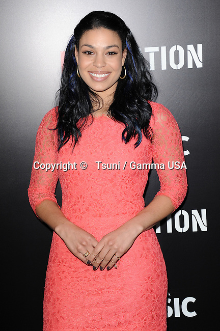 Jordin Sparks 44  at the Roc Nation Pre Grammy Brunch at the Soho House in Los Angeles.