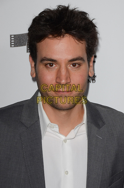 Josh Radnor.The Motion Picture & Television Fund Presentation of 'Reel Stories Real Lives'  held at Milk Studios, Los Angeles, California, USA, 20th October 2012..portrait headshot grey gray white shirt .CAP/ADM/TW.©Tonya Wise/AdMedia/Capital Pictures.