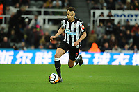 Jacob Murphy of Newcastle United during Newcastle United vs Luton Town, Emirates FA Cup Football at St. James' Park on 6th January 2018